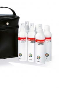 Kit Car Care Alfa Romeo pour nettoyer et prendre soin de votre voiture