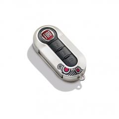 Kit de coques de clé Circles pour Fiat