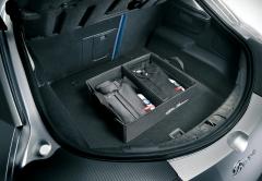 Bac de rangement de coffre à bagages pour Alfa Romeo