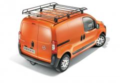 Crochet d'attelage rétractable pour fourgon Fiat Professional Fiorino