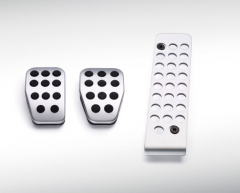 Pédalier sportif en aluminium pour boîte de vitesses manuelle