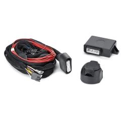 Câblage électrique de crochet d'attelage à 7/13 pôles pour Fiat