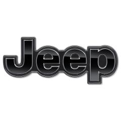 Écusson Jeep arrière