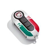 Kit de coques de clé Italie pour Fiat