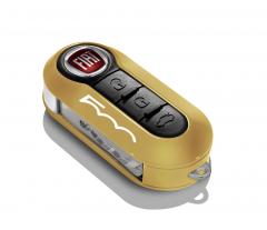 Kit de coques de clé pour Fiat 500L