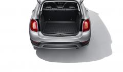 Bac de protection de coffre à bagages pour Fiat 500X