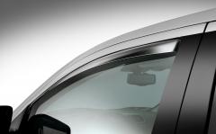 Déflecteurs avant pour vitres latérales de Fiat Freemont