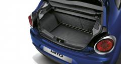 Protection semi-rigide de coffre à bagages pour Alfa Romeo Mito