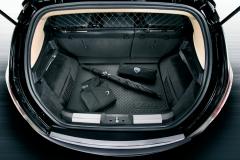 Protection rigide de coffre à bagages pour Lancia Delta