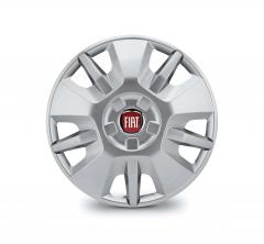 Kit d'enjoliveurs de roues de 16'' pour Fiat Professional Ducato