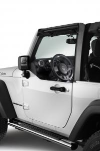 Demi-portes avant pour Jeep JK Wrangler