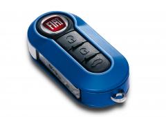 Kit de coques de clé code-barres pour Fiat 500