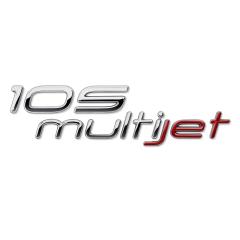 Sigle 105 Multijet arrière pour Fiat et Fiat Professional