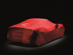 Housse de protection d'intérieur pour Alfa Romeo 4C