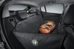 Housse de protection des sièges arrière pour Alfa Romeo