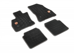 Tapis de sol textile Premium avec logo 500