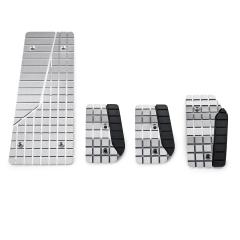 Pédalier sportif en aluminium pour Fiat