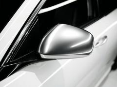 Coques de rétroviseurs chrome satiné pour Alfa Romeo