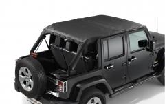 Sunbonnet pour toit rigide et capote souple version 4 portes