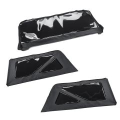 Kit de lunettes arrière pour capote souple version 2 portes