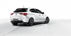 Mini-jupes bandes latérales supérieures pour Alfa Romeo Giulietta
