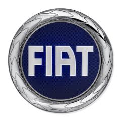Écusson Fiat avant pour Fiat et Fiat Professional