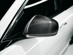 Coque de rétroviseurs en fibre de carbone pour Alfa Romeo Giulietta