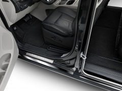 Bas de caisse chromé pour Lancia Voyager