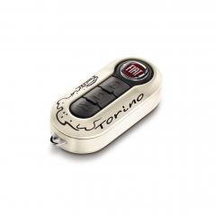 Kit de coques de clé Turin pour Fiat et Fiat Professional 500
