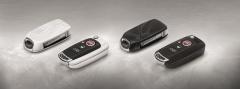 Kit de coques de clé pour Fiat et Fiat Professional
